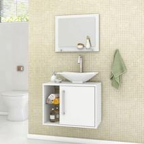 Conjunto para Banheiro com 1 Porta Baden - Bechara -