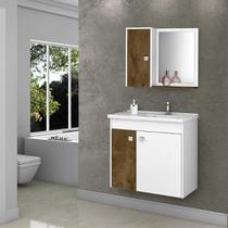 Conjunto Para Banheiro Munique Bechara - Branco MDR -