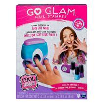 Conjunto para Pintura de Unhas - Go Glam - Carimbo de Unhas - Sunny -