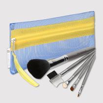 Conjunto Pincéis Color Beauty Care Ana Hickmann Relaxbeauty -