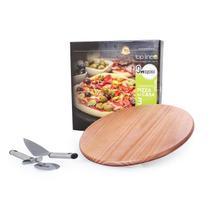 Conjunto Pizza da Casa 3 Peças - Top Line 531 -