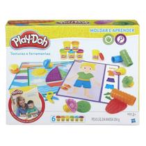 Conjunto Play-Doh Aprendizado Sensorial B3408 - Hasbro -
