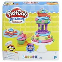 Conjunto Play-Doh Bolos Divertidos B9741 - Hasbro -