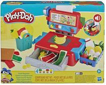 Conjunto play doh caixa registradora hasbro - e6890 -