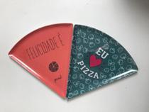 Conjunto prato pizza - 00 -
