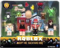 Conjunto Roblox - Celebrity pack - Backyard BBQ SUNNY -