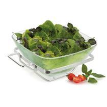 Conjunto Saladeira Quadrada Andrea 2,7 litros Forma -