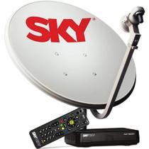 Conjunto Sky 60 Cm Conforto Hd Century 120 -