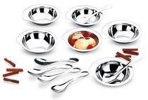 Conjunto Sobremesa 12 peças Zanella -