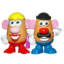 Conjunto Sr e Sra Cabeça De Batata Playskool - Hasbro 27656 -