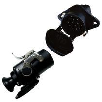 Conjunto Tomada de Engate Fixa e Móvel 15 Polos - DNI 8400 -