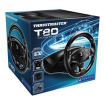 Conjunto Volante e Pedal Thrustmaster T80 Racing Wheel -