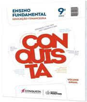 Conquista - Educacao Financeira - 9 Ano - Ef Ii - Positivo - didatico -