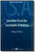 Conselho fiscal das sociedades anonimas - enfoque - Versal -