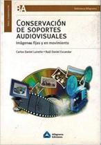 Conservación de soportes audiovisuales - Aleph