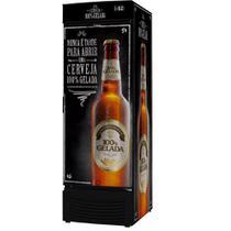 Conservador Vertical de Cervejas Porta de Chapa 565 Litros Fricon VCFC565-2C000 Preto 220V -