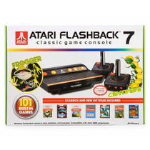 Console Atari Flashback 7 Classic System C/101 Jogos -