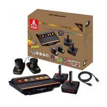 Console Atari Flashback 8 Gold Deluxe Wireless 120 Jogos na Memória -