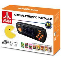 Console Atari Flashback Portatil Com 70 Jogos Atari Sd -