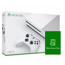 Console Microsoft Xbox One S 1TB + Game Pass + 3 Meses Live Gold -