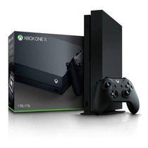 Console / Microsoft / Xbox One X / 1TB / 1 Controle - Preto -