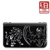 Console New Nintendo 3DS XL Solgaleo Lunala Black Edition - Nintendo -