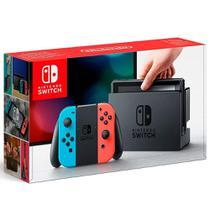 Console Nintendo Switch 32GB com Joy-Con Azul/Vermelho -