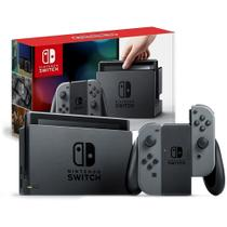 Console nintendo switch 32gb preto joy-con nintendo