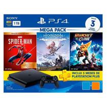 Console playstation 4 1tb mega pack - sony - Terra -