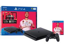 Console Playstation 4 1TB Slim Bundle Fifa 20 - Sony