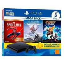 Console playstation 4 mega pack 15  playstation -