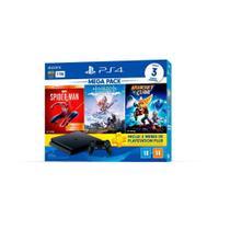 Console playstation 4 mega pack bundle v15 - cuh-2214b - Sony