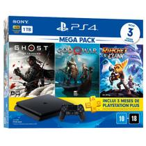 Console Playstation 4 Megapack 18 - SONY
