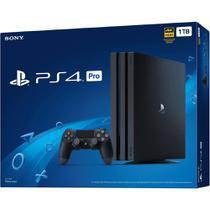 Console Playstation 4 Pro 1 TB + 5 Jogos - Sony