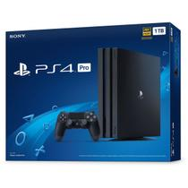 Console Playstation 4 Pro 1 TB + Controle Wireless DualShock 4 + Headset - Sony