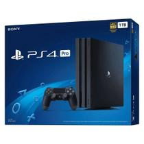 Console PlayStation 4 Pro 1TB - Ps4 Pro - Sony