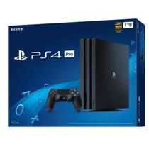 Console Playstation 4 Pro - 1TB - Sony