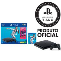 Console Playstation 4 Slim 1TB Bundle Fifa 19 + Controle Dualshock 4 - PS4 - Sony