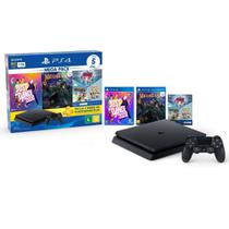 Console Playstation 4 Slim 1TB Mega Pack Bundle v11 - PS4 - Sony