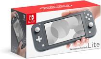 "Console Portatil Nintendo Switch Lite HDH-001 Wi-Fi/Bluetooth 5.5"" 32GB - Cinza -"