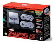 Console Super Nes Classic Edition Snes Super Nintendo + Nota Fiscal - Microsoft