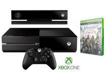 Console Xbox One 500GB com Kinect 1 Controle - Edição exclusiva de Assassins Creed - Microsoft
