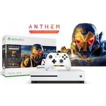 Console Xbox One S 1 TB + Controle + Jogo Anthem - Microsoft -