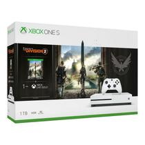 Console Xbox One S 1TB Bundle The Division 2 - Xbox One - Microsoft