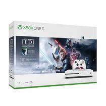 Console Xbox One S 1TB (Pacote Star Wars Jedi: Fallen Order) - Microsoft - Microsoft Studios