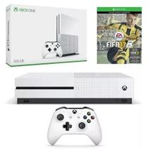 Console Xbox One S 500gb + Game FIFA 2017  Microsoft