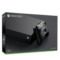 Console Xbox One X 1TB - Microsoft