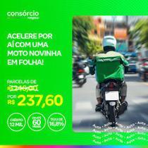 Consórcio de Moto 12 Mil - Consórcio Magalu