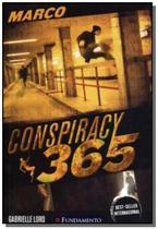 Conspiracy 365 03 - marco - Fundamento -