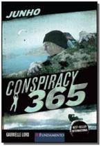 Conspiracy 365 06 - junho - Fundamento